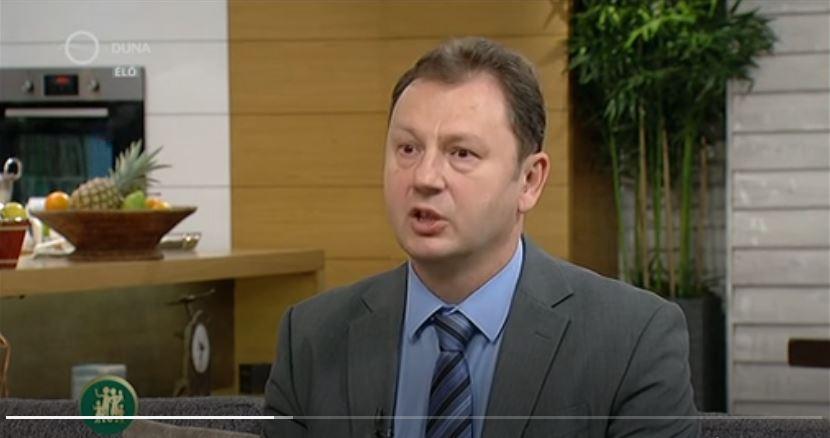 Duna TV családbarát műsorban dr. Valálik István PhD 2017 decemberében