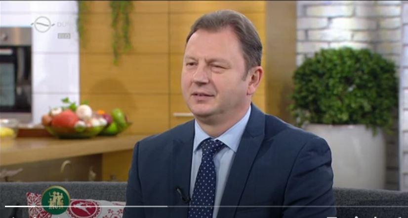2018 novemberében családbarát műsorban dr. Valálik István PhD